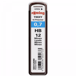 Grafit 0.7mm hb ROTRING S0312690