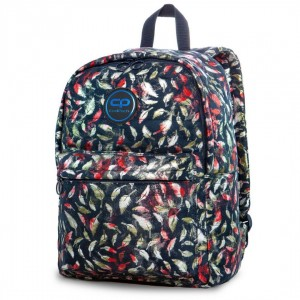 Plecak młodzieżowy Coolpack RUBY VINTAGE FEATHERS BLUE 22752CP