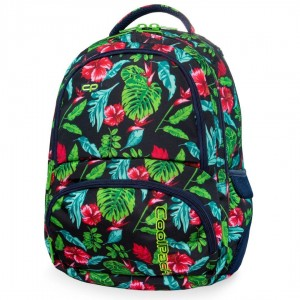Plecak młodzieżowy Coolpack SPINER CANDY JUNGLE B01016