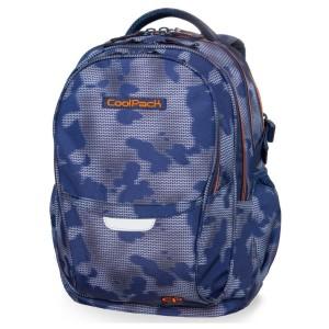 26e87580dc070 Plecak młodzieżowy Coolpack FACTOR MISTY TANGERINE B02002