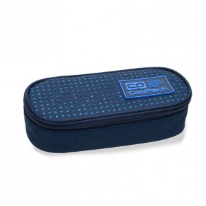 Piórnik Coolpack CAMPUS DOTS BLUE NAVY B62062