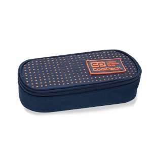 Piórnik Coolpack CAMPUS DOTS ORANGE B62063