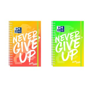 KALENDARZ BTS 12X18 OXFORD Never Give Up 19-20 TOP-400119061