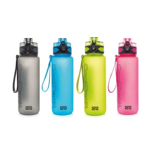 BIDON BRISK 600 ml mix colours display COOLPACK