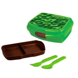 LUNCH BOX RUMI CITY JUNGLE COOLPACK