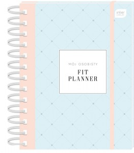 FIT PLANNER PASTEL 159x210 Interdruk