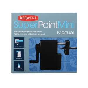 Temperówka super point mini manual Derwent 2302000