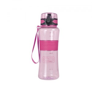 Bidon 550 ml cool pack – tritanum – pink Patio 67546CP