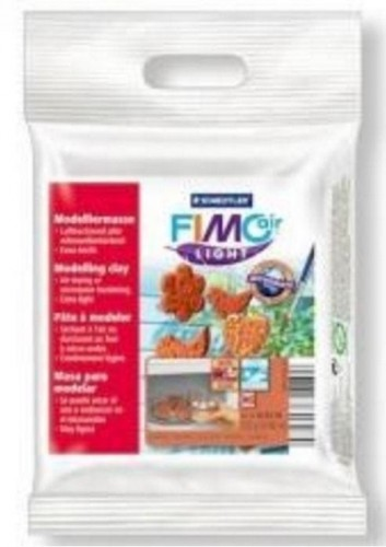 Masa fimo air light 125g lekka terracotta Staedtler 4007817813089